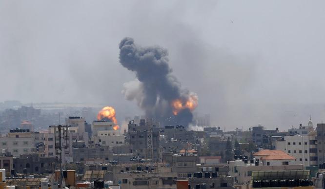 israil-gazzeyi-vurdu-siyasetcafe.jpg