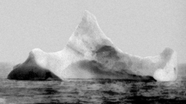 Titanik'in yayınlanmayan resimleri