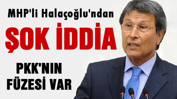 MHP'li Halaçoğlu'ndan ŞOK İddia