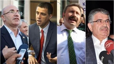 AKP'den 4 vekile terör soruşturması!