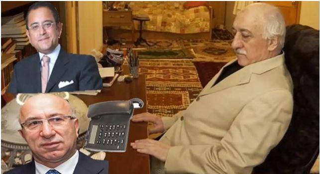 İşte O ŞOK telefon görüşmesi