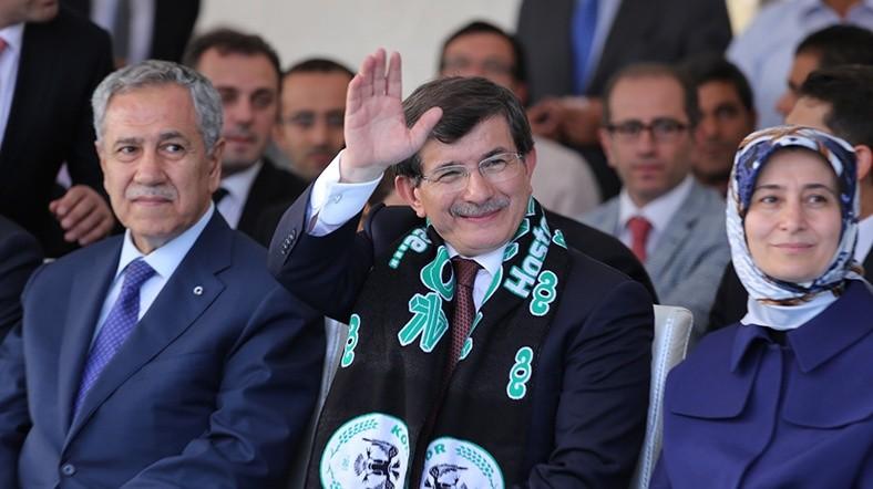 AKP Seçim Startını Konya'dan verdi