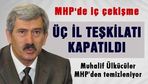 MHP'de Neler Oluyor
