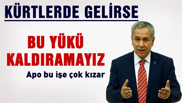 Kürtler de gelirse Türkiye için yıkım olur!