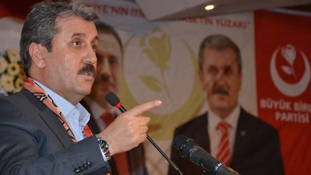 PKK'yı meşrulaştıranları Allah'a havale ediyorum