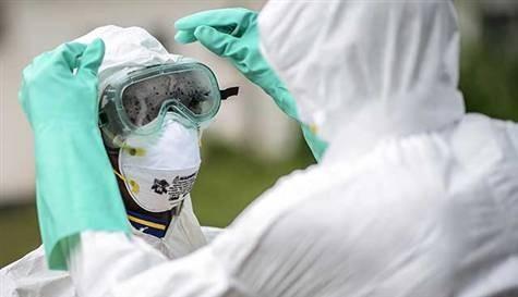 Ebola vir�s� ABD'ye s��rad�