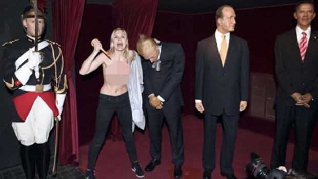 Femen'in isyanı 'Böyle Ceza Türkiye'de Bile Yok'