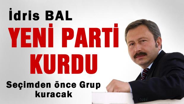 �dris BAL yeni Parti kurulu�unu tamamlad�