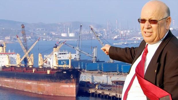 Denizcilik sekt�r� Alia�a'da bulu�uyor