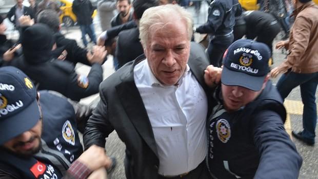 AKP eski milletvekili Feyzi İşbaşaran tutuklandı.