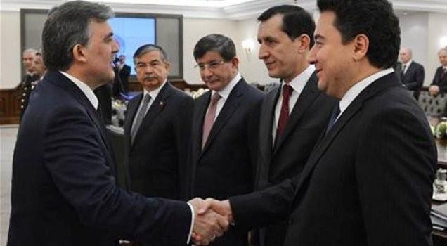 AKP'ye karşı parti mi kuruyorlar?