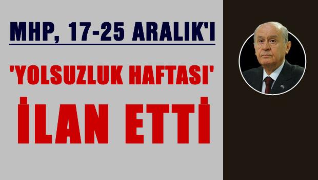 MHP, 17-25 Aral�k'�
