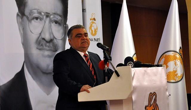 Ahmet ÖZAL Partisini kurdu