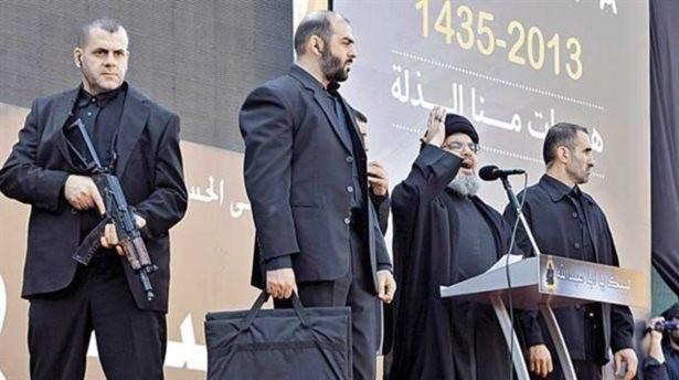 Hizbullah Liderinin en yakın adamı MOSSAD AJANI