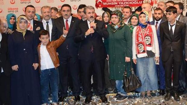 BBP'den AKP'ye b�y�k darbe