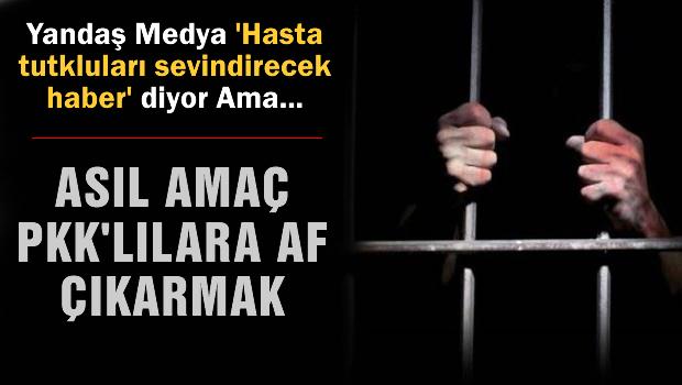 PKK'l� Mahkumlara aff�n k�l�f� bulundu