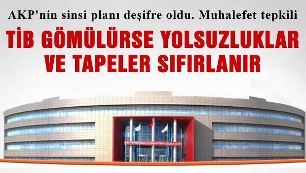 AKP'nin sinsi planı deşifre oldu