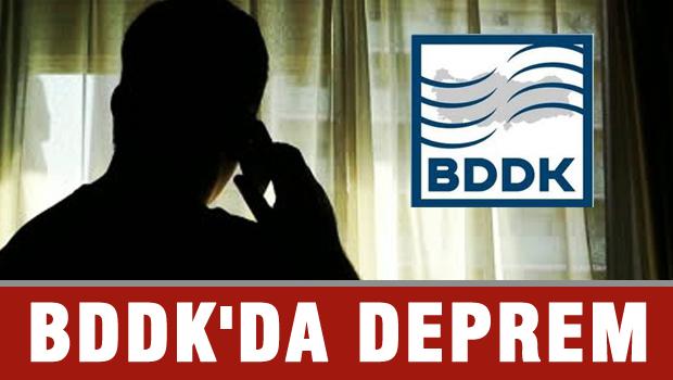 BANK ASYA SONRASI BDDK'DA DEPREM !