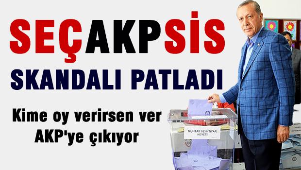 AKP'YE seçimleri SEÇSİS mi kazandırıyor?