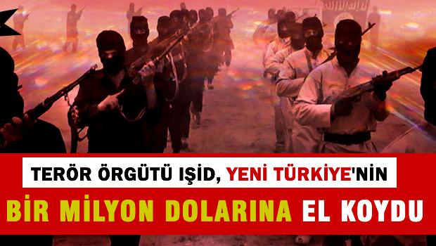 I��D T�rkiye'nin bir milyon dolar�na el koydu