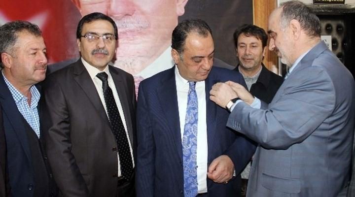 Sırrı Sakık'ın kardeşi resmen AKP'ye üye oldu