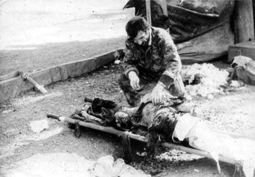 Hocalı Katliamı'nın korkunç görüntüleri