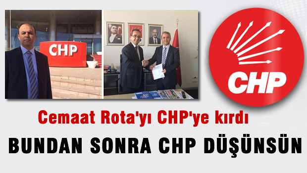 Cemaat�i Polis CHP'den aday