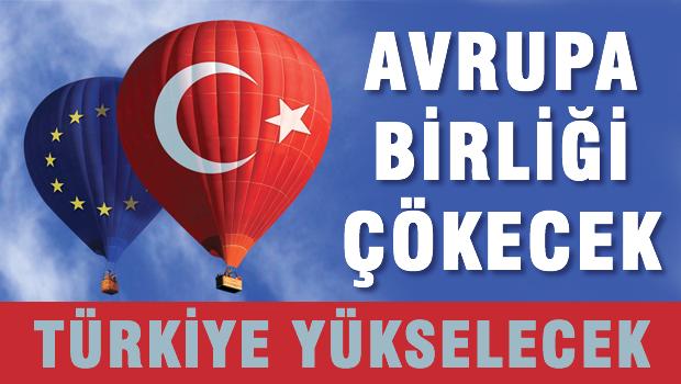 AB ��kecek T�rkiye y�kselecek