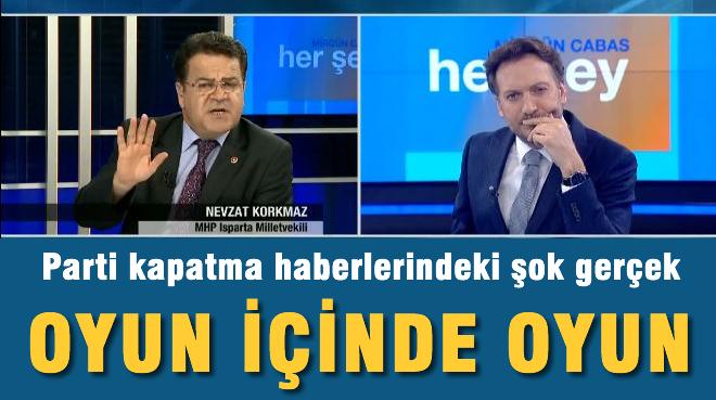 MHP'li vekile göre parti kapatma değişikliğinin altında PKK var