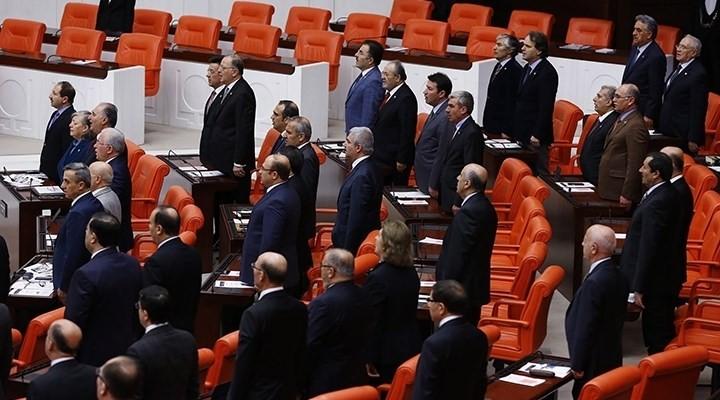 Milletvekillerine VIP kıyak jet hızıyla Meclis'ten geçti