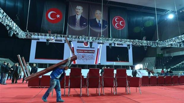MHP Kurultay'a hazırlanıyor