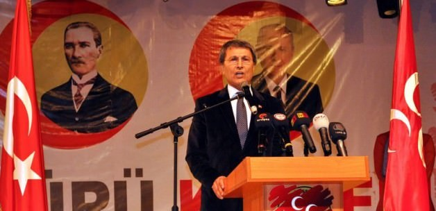 MHP'li Halaçoğlu: Birinci parti çıkacağız