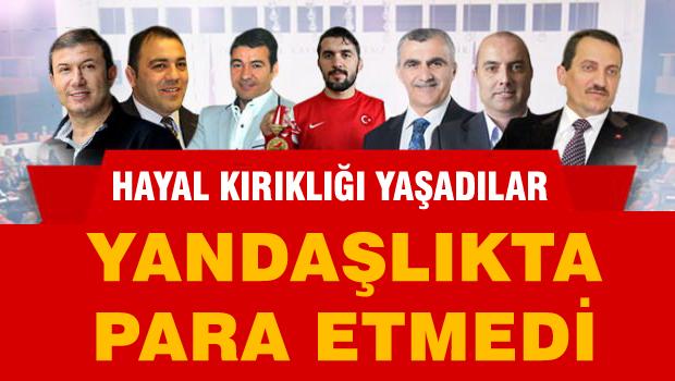 AKP Ünlü isimleri çizdi