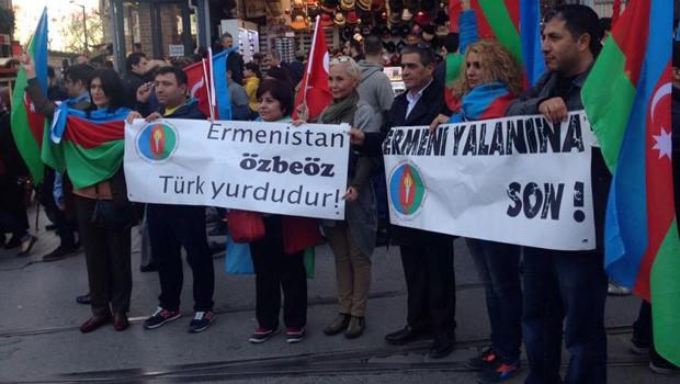 Azerbaycan'dan T�rkiye'ye 'soyk�r�m' deste�i