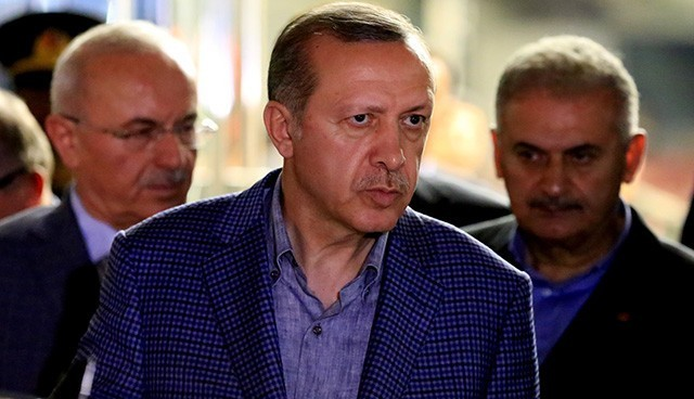 Erdoğan pazarlamacı oluyor