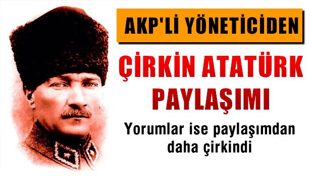 'Enver Pa�a 80 tane Atat�rk eder' dedi sunucu �ileden ��kt�