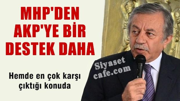 MHP'li Celal Adan, savc�lar harekete ge�meli