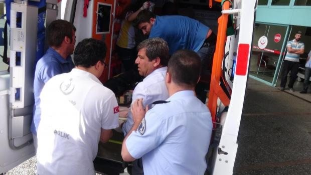 Ayd�n'da polis memuru vuruldu