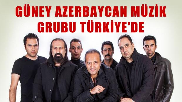 G�ney Azerbaycan M�zik Grubu T�rkiye'de