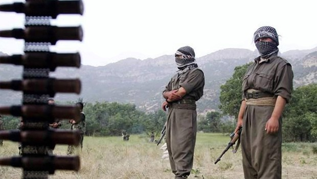 PKK'dan Da�l�ca'daki askeri birli�e havan ate�i!
