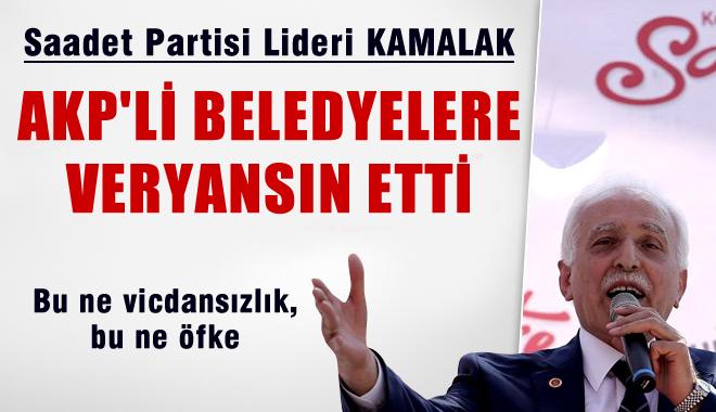 Milli İttifak AKP'li belediyeleri topa tuttu