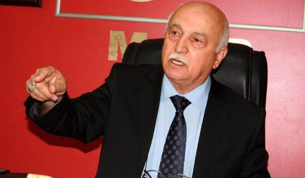 MHP'li başkandan HDP resti