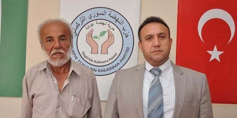 Suriyeli Türkmenler siyasi parti kurdu!