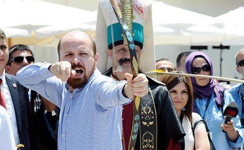 'Bilal'de Gitsin Savaşa'