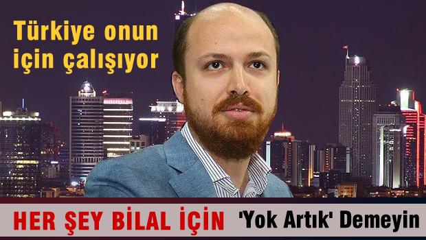 AKP'li başkana Bilal'i sevindirecek yetki!