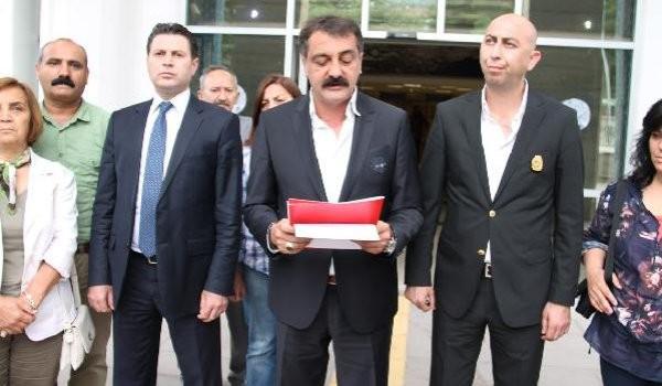 CHP'den Halaçoğlu için suç duyurusu