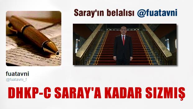 Fuat Avni, Erdoğan'ın Sarayı'na kadar girmiş DHKP-C üyesi olduğunu söyledi