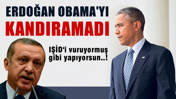 Obama'dan Türkiye'ye PKK uyarısı