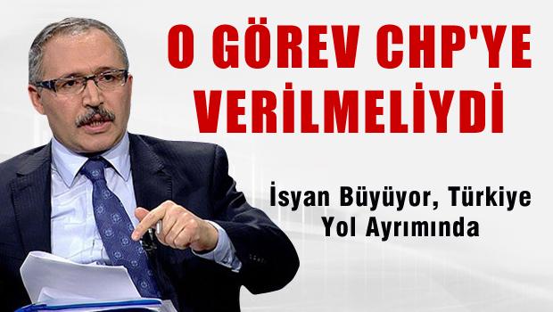 Abdülkadir Selvi, SARAY'A MEYDAN OKUDU