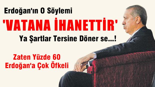 Erdoğan'ın 'Yönetim Sistemi' Söylemine 'Vatana İhanet' Uyarısı